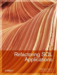 Refactoring SQL Applications-cover