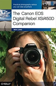 The Canon EOS Digital Rebel XSi/450D Companion (Paperback)-cover