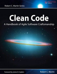 Clean Code: A Handbook of Agile Software Craftsmanship (Paperback)-cover