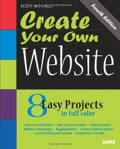 Create Your Own Website, 4/e-cover