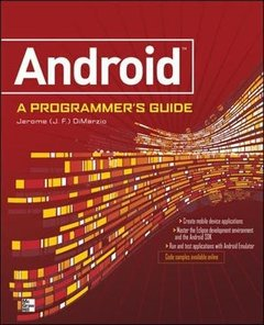 Android A Programmers Guide-cover