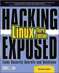 Hacking Exposed Linux, 3/e (Paperback)-cover