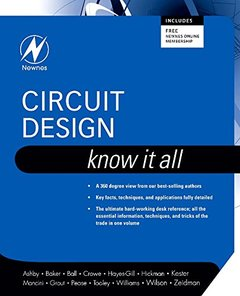 Circuit Design: Know It All (Paperback)-cover