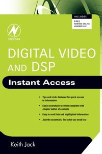 Digital Video and DSP: Instant Access-cover