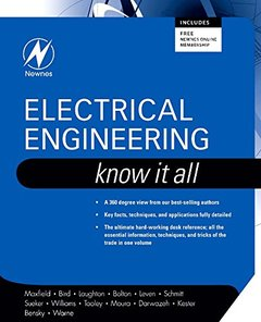 Electrical Engineering : Know It All (Paperback)-cover
