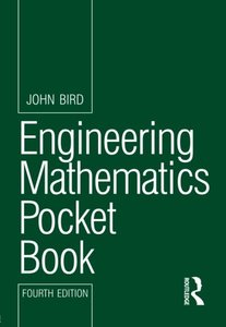 Engineering Mathematics Pocket Book, 4/e-cover