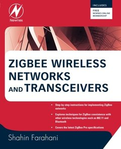 ZigBee Wireless Networks and Transceivers (Paperback)-cover