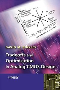 Tradeoffs and Optimization in Analog CMOS Design (Hardcover)-cover