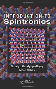 Introduction to Spintronics (Hardcover)-cover
