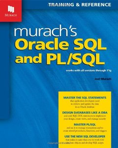 Murach's Oracle SQL and PL/SQL (Paperback)-cover