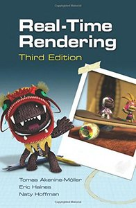 Real-Time Rendering, 3/e (Hardcover)-cover