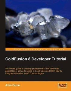 ColdFusion 8 Developer Tutorial-cover
