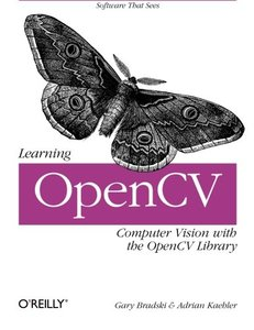 Learning OpenCV: Computer Vision with the OpenCV Library (Paperback)-cover