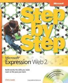 Microsoft Expression Web 2 Step by Step-cover