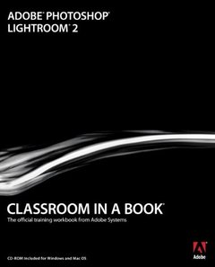 Adobe Photoshop Lightroom 2 Classroom in a Book (Paperback)-cover