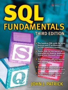 SQL Fundamentals, 3/e-cover