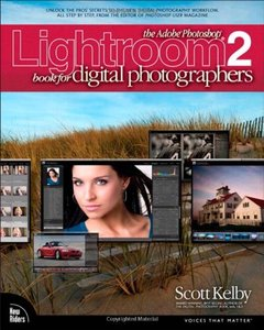 The Adobe Photoshop Lightroom 2 Book for Digital Photographers-cover