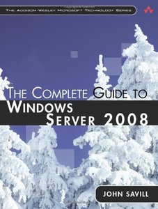 The Complete Guide to Windows Server 2008 (Hardcover)-cover