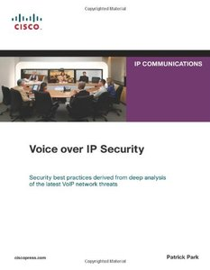 Voice over IP Security-cover