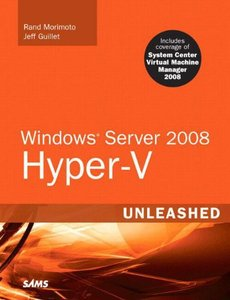 Windows Server 2008 Hyper-V Unleashed (Paperback)-cover