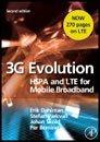 3G Evolution: HSPA and LTE for Mobile Broadband, 2/e-cover