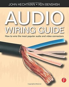 Audio Wiring Guide: How to wire the most popular audio and video connectors (Paperback)