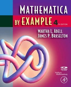 Mathematica by Example, 4/e (Paperback)-cover