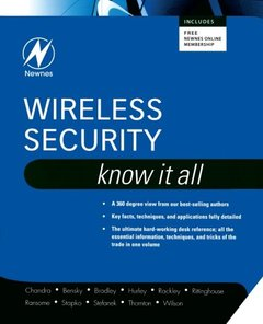 Wireless Security: Know It All-cover