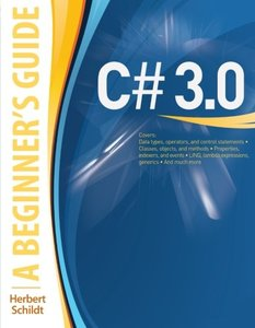 C# 3.0: A Beginner's Guide, 2/e-cover
