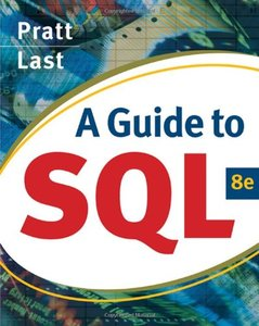 A Guide to SQL, 8/e-cover