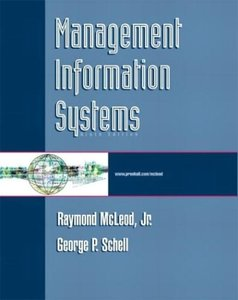 Management Information Systems, 9/e-cover