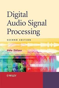 Digital Audio Signal Processing, 2/e (Hardcover)-cover