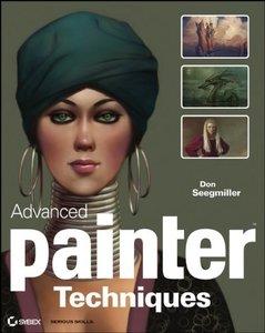 Advanced Painter Techniques-cover