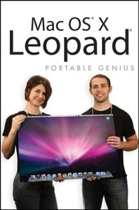 Mac OS X Leopard Portable Genius (Paperback)-cover