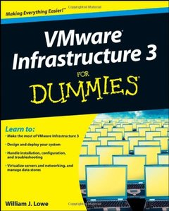 VMware Infrastructure 3 For Dummies (Paperback)-cover