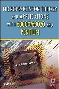 Microprocessor Theory and Applications with 68000/68020 and Pentium-cover