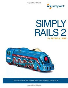 Simply Rails 2, 2/e-cover