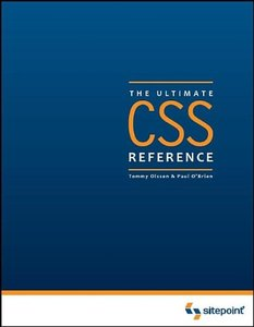 The Ultimate CSS Reference-cover