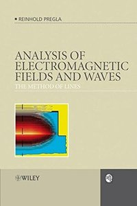 Analysis of Electromagnetic Fields and Waves: The Method of Lines (Hardcover)-cover