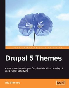Drupal 5 Themes-cover