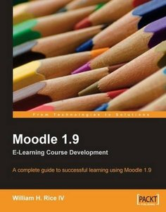 Moodle 1.9 E-Learning Course Development-cover