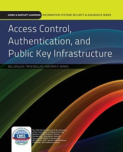 Access Control, Authentication, and Public Key Infrastructure (Paperback)-cover