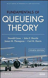 Fundamentals of Queueing Theory, 4/e (Hardcover)-cover