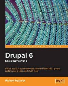 Drupal 6 Social Networking (Paperback)