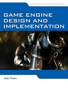 Game Engine Design and Implementation (Paperback)-cover