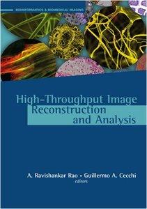 High-Throughput Image Reconstruction and Analysis (Hardcover)