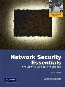 Network Security Essentials: Applications and Standards, 4/e (IE-Paperback)-cover