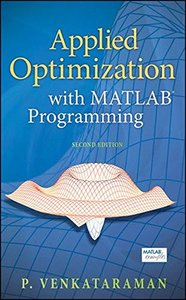Applied Optimization with MATLAB Programming, 2/e (Hardcover)-cover