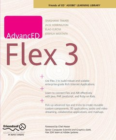 AdvancED Flex 3 (Paperback)-cover