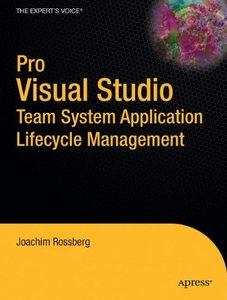 Pro Visual Studio Team System Application Lifecycle Management-cover